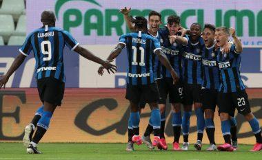 Fanella e Interit për sezonin 2020/2021