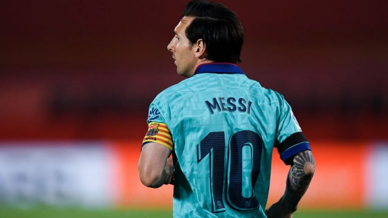 Lionel Messi (Foto: David Ramos/Getty Images/Guliver)