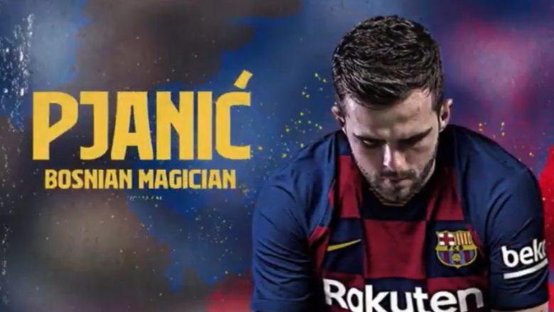 (Foto: Screenshot/Twitter/FC Barcelona)