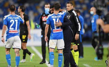 Napoli eliminon Interin dhe sfidon Juven në finale të Kupës së Italisë