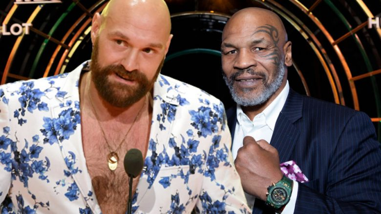 Tyson Fury, Mike Tyson (Foto: Getty Images/Guliver)