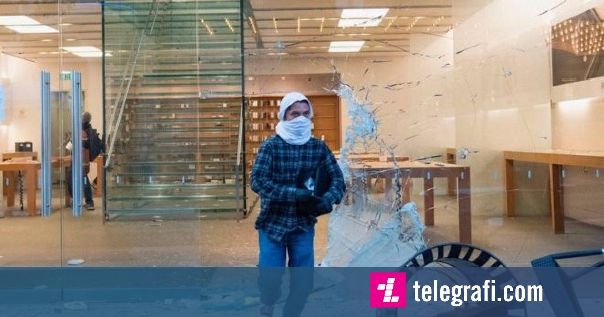 Apple kërcënon hajnat  Ne po ju ndjekim  ktheni telefonat