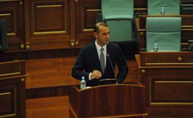 Haradinaj, Hotit: Kryeministër trajtoje seriozisht partnerin e koalicionit, ne duhet të jemi prezent në tavolinën ku flitet për Kosovën