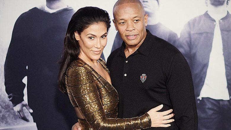 Dr.Dree dhe gruaja e tij (Foto: Getty Images/Guliver)
