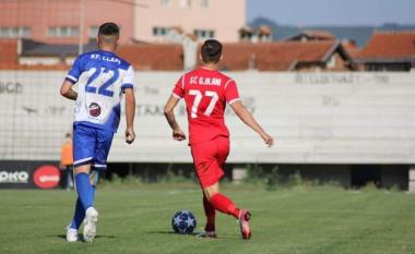 Mbyllet ndeshja dramatike: Gjilani dhe Llapi ndajnë pikët në takimin që prodhoi katër gola