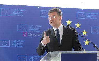 Lajçak: Kushtetuta nuk është Bibël - Kosova duhet ta ndryshojë atë për Asociacionin