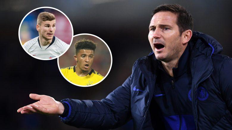 Frank Lampard dëshiron transferimin e dy lojtarëve (Foto: Laurence Griffiths/Getty Images/Guliver)