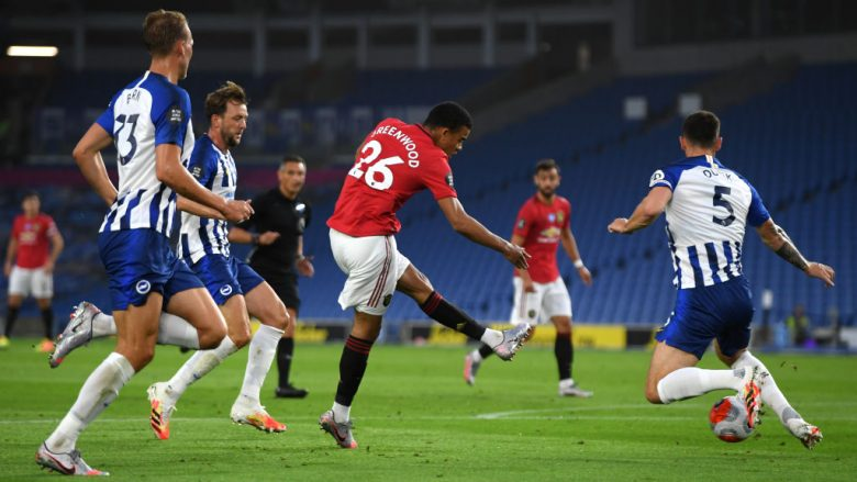 Brighton vs Manchester United (Foto: Alastair Grant Pool via Getty Images/Guliver)