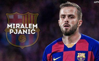 Zyrtare: Barcelona transferon Miralem Pjanicin - klauzola për largim është e frikshme