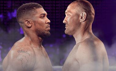 Tyson Fury akuzon Anthony Joshuan se ka gënjyer në taktikat për mega meçin që pritet të realizohet gjatë këtij viti