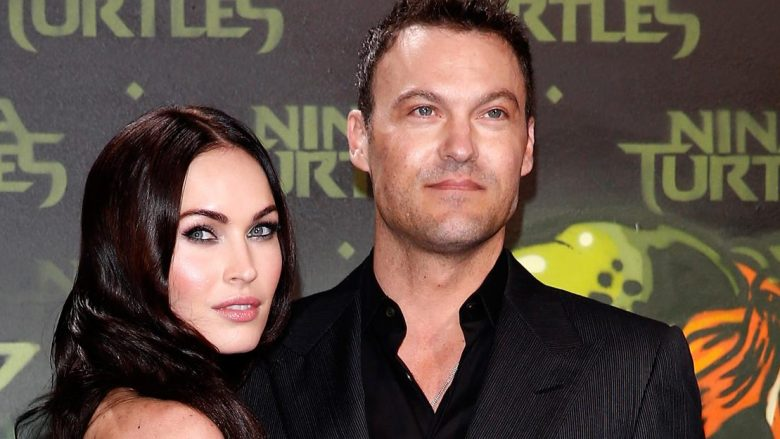 Megan Fox dhe Brian Austin Green (Foto: Getty Images/Guliver)