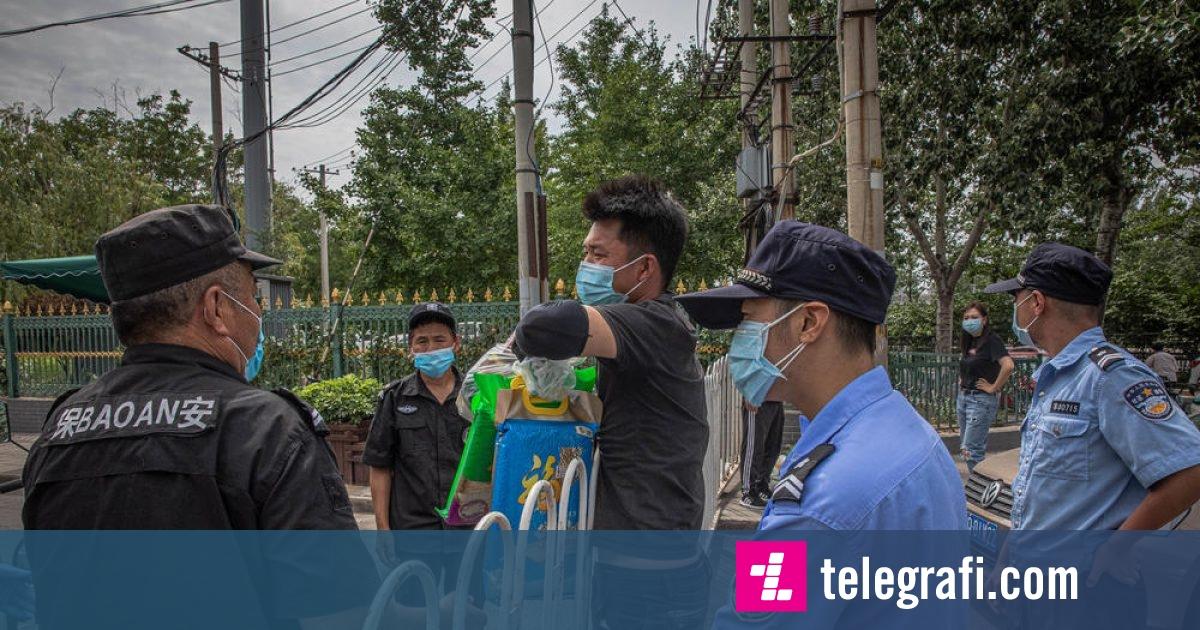 Stabilizohet gjendja  në 24 orët e fundit nuk është regjistruar as edhe një rast i ri me COVID 19 në Pekin
