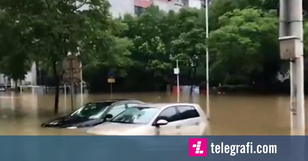 Wuhani assesi të këndellet  pas coronavirusit rrezikohet nga një  krizë  e re   shirat e rrëmbyeshëm vërshojnë qytetin