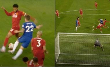 Momentet e Christian Pulisic ndaj Liverpoolit e dëshmoi atë se pse amerikani po konsiderohet si Eden Hazard i ri në klubin londinez
