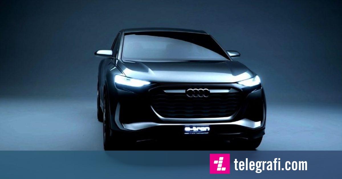 Audi paralajmëron makinën e re elektrike Q4