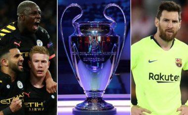 Analizat që tregojnë se kush është favoritë për të fituar Ligën e Kampionëve për edicionin 2019/20