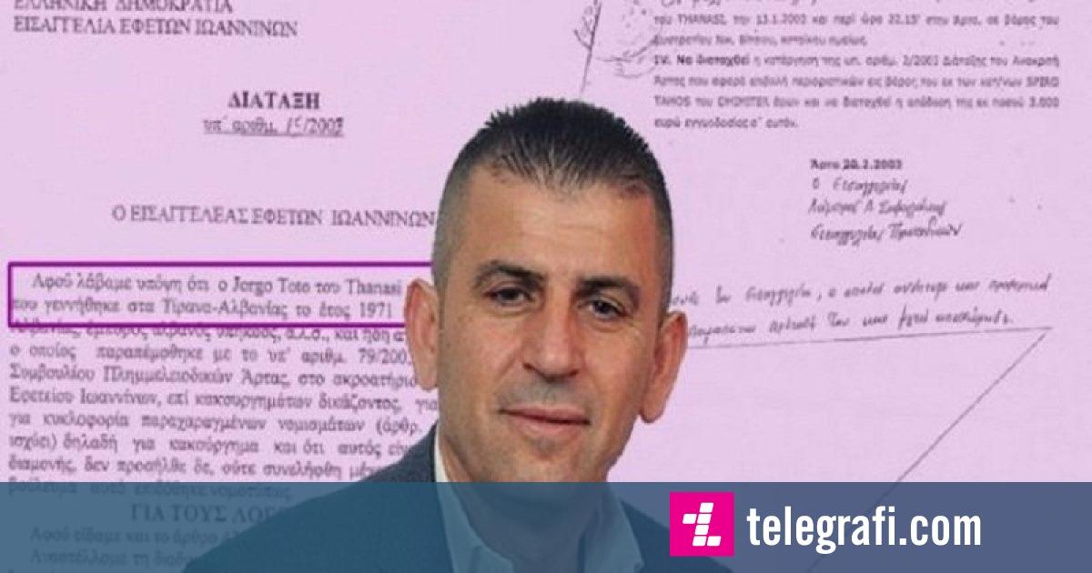 Arrestohet ish kreu i bashkisë së Vorës  Agim Kajmaku