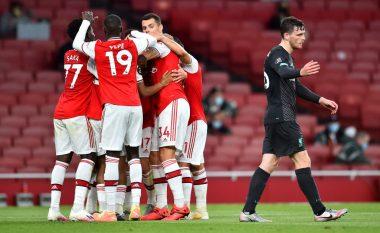 Arsenali triumfon me rikthim ndaj Liverpoolit dhe vazhdon të synojë një vend në Evropë