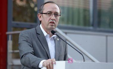 Hoti në raportimin e tij në Kuvend: Marrëveshja me Serbinë do të jetë në përputhje me Kushtetutën