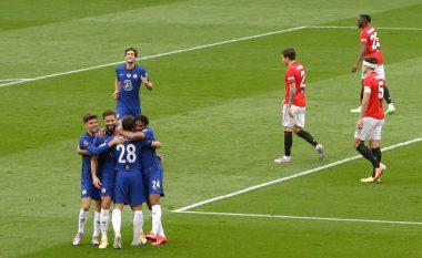 Chelsea mposht pa shumë vështirësi Unitedin dhe i bashkohet Arsenalit në finalen e Kupës FA