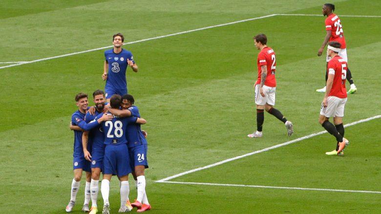 Man Utd - Chelsea (Foto: Alastair Grant/Pool via Getty Images/Guliver)