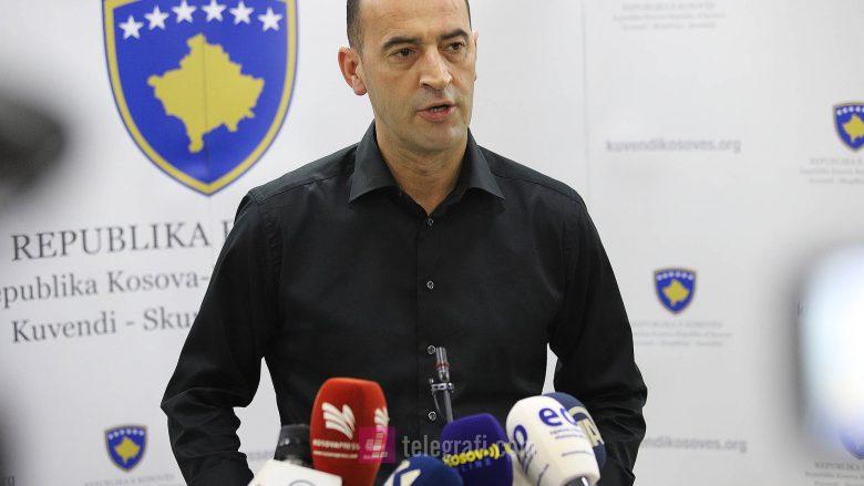 Haradinaj: Aktakuzat ndaj Thaçit dhe Veselit janë goditje ndaj lirisë së Kosovës