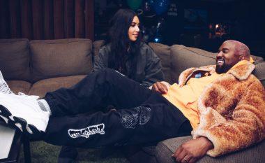 Aludohet se Kanye dhe Kim janë duke jetuar të ndarë për më shumë se një vit