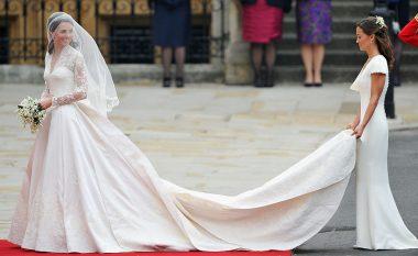 Fakte rreth fustanit magjepsës të nusërisë së Kate Middleton