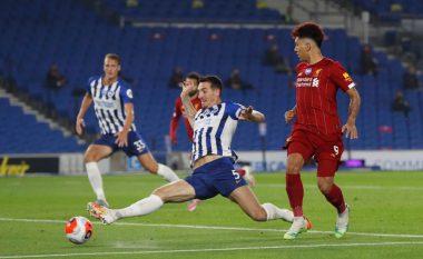 Notat e lojtarëve, Brighton 1-3 Liverpool: Salah ylli i ndeshjes