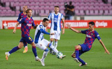 Notat e lojtarëve, Barcelona 1-0 Espanyol: Pique lojtar i ndeshjes