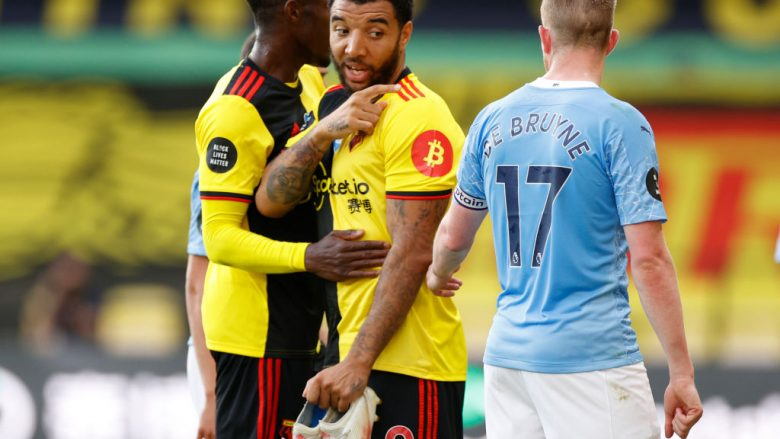 Watford vs Manchester City (Foto: Adrian Dennis/Pool via Getty Images/Guliver)