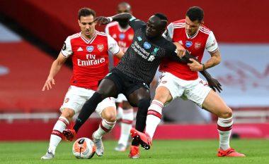 Arsenal 2-1 Liverpool – Notat e Xhakës, Shaqirit dhe të tjerëve