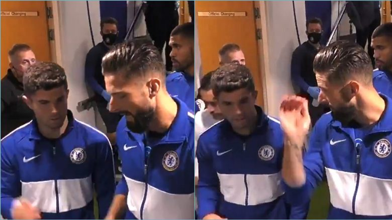 (Foto: Screenshot/Chelsea TV/Twitter)