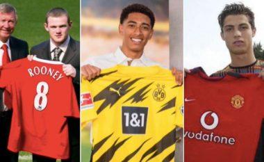 Top 30 talentët më të vlefshëm në histori të futbollit nën moshën 18-vjeçare