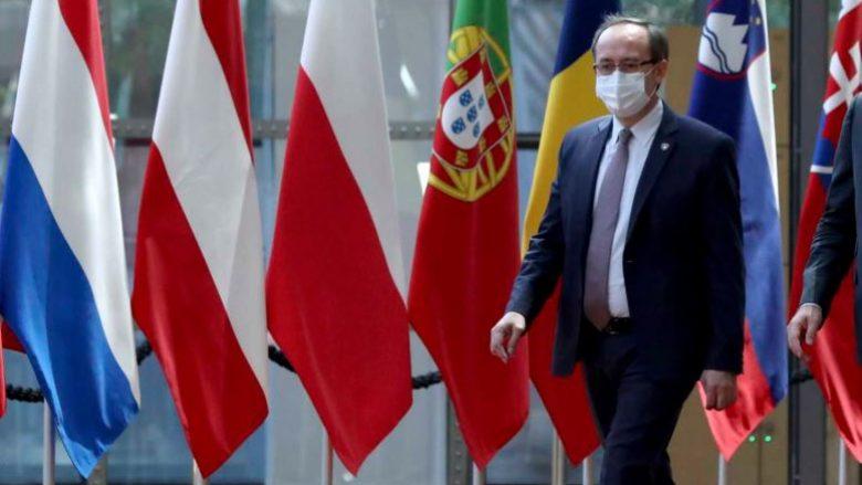 I vështirë po shihet pozicioni i Hotit në takimin e së enjtes në Bruksel