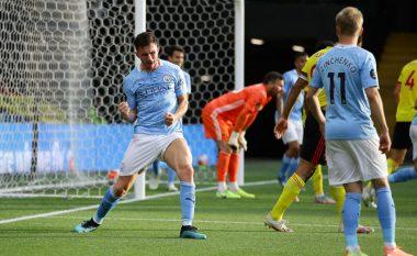 Manchester City nuk e fal Watfordin - fiton me goleadë