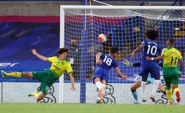 Chelsea i falet Giroudit - The Blues mposhtin me vështirësi Norwichin