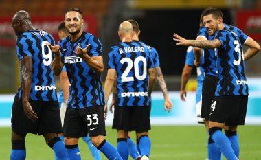 Interi nuk e lëshon vendin e dytë, fiton me lehtësi ndaj Napolit