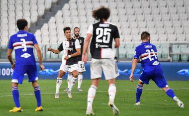 Juventusi fiton titullin e nëntë me radhë në Serie A, pas triumfit ndaj Sampdorias