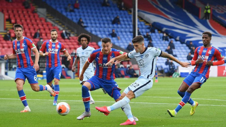 Crystal Palace vs Chelsea (Foto: Justin Setterfield/Getty Images/Guliver)