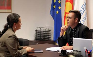 """Jovanovski: Në """"Lidhjen ndërkombëtare"""" janë nënshkruar marrëveshje edhe nga persona të tjerë, jo vetëm nga Remenski"""