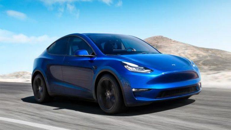 Tesla ul çmimin për Model Y