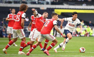 Londra 'e bardhë': Tottenhami fiton derbin lokal ndaj Arsenalit