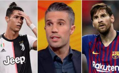 Van Persie zbulon tre favoritët kryesorë për ta fituar Topin e Artë, lë jashtë listës Messin dhe Ronaldon
