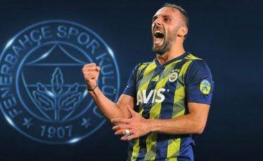 Leicester City troket në dyert e Fenerbahces, dëshiron transferimin e Vedat Muriqit