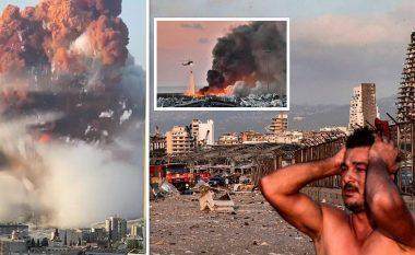 """Mbi 2.700 tonelata materie kimike """"rrafshuan"""" Bejrutin, humbën jetën mbi 70 persona dhe mijëra tjerë u lënduan – shpërthimi u dëgjua edhe në Greqi"""