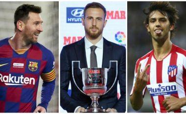 Pesë lojtarët më të vlefshëm në La Liga
