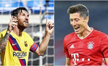 Messi apo Lewandowski: Dyshja që mund ta vendosin ndeshjen e vitit për skuadrat e tyre