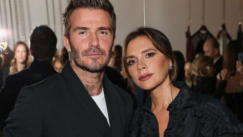David dhe Victoria Beckham (Foto: DailyMail)