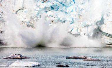 Në vetëm 23 vjet, toka ka humbur 28 trilionë ton akull - shkaku i ngrohjes globale